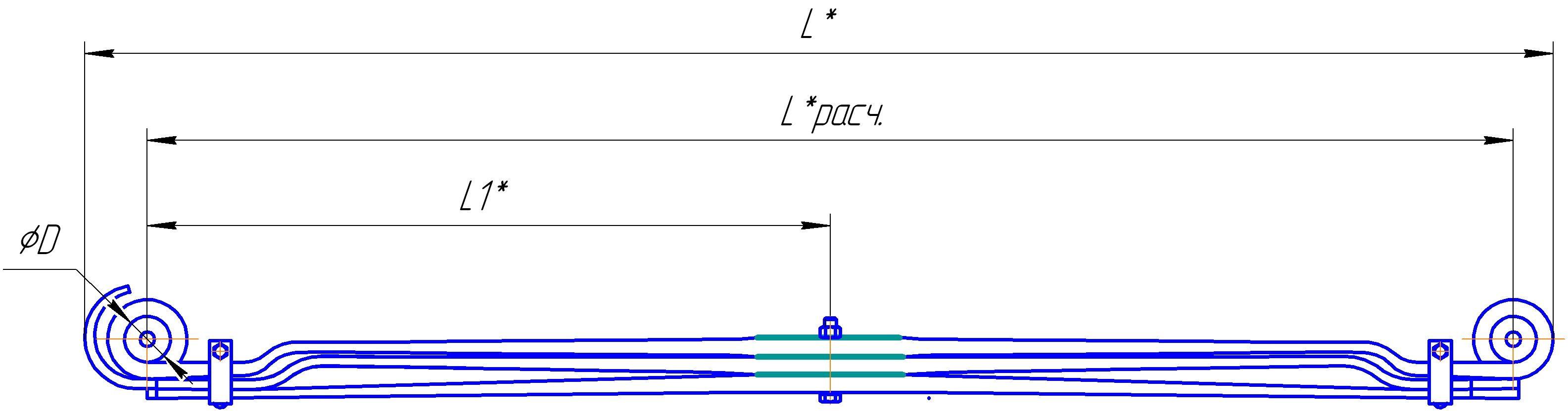 параболическая 1