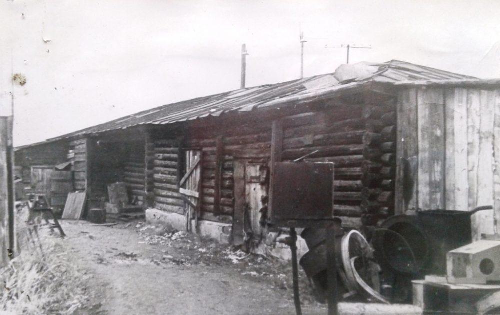 Склад готовой продукции. 1941 г.