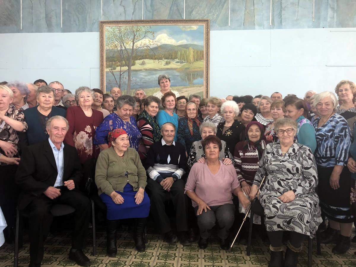 Встреча ветеранов Белорецкого завода рессор и пружин